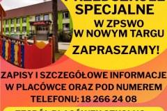 Rekrutacja Przedszkole 2021/22 - 1