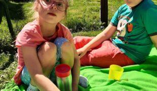 Więcej o: Wiosennie u Misiaków