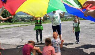 Więcej o: Przedszkolaki na pikniku