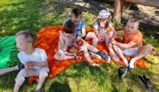 Więcej o: Piknikowe powitanie lata